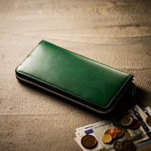 渋い男のカジュアル財布