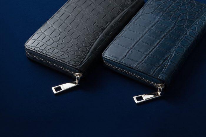 婚約指輪のお返しにおすすめのクロコダイルの長財布