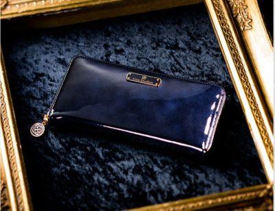 華やか大人のレディース長財布