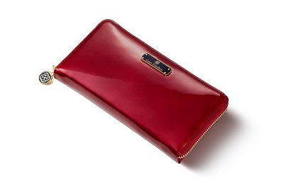 大人の華やかレディース長財布