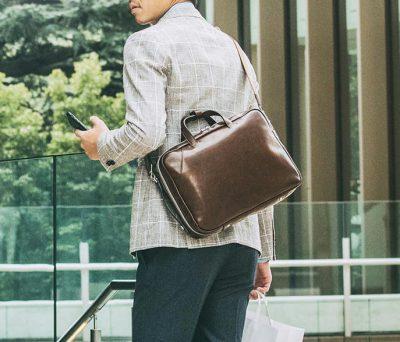 30代男性におすすめの 3way ビジネスバッグ