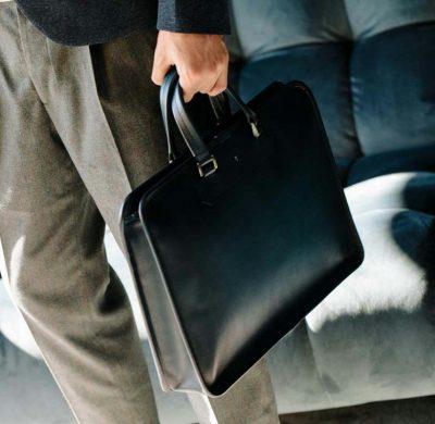 予算10万円でおすすめのメンズビジネスバッグ・ユハク YBZ026