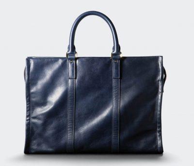 30代・40代におすすめ_ソフトな革のメンズビジネスバッグ