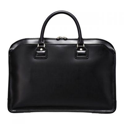透明感のある革を使用したメンズビジネスバッグ_30代・40代におすすめ